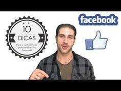 VÍDEO #7 - Um FACEBOOK de sucesso! Facebook, Blog, Tips, Blogging