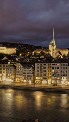 Zurich, Switzerland..cannot wait to be there!!