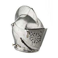 A German Close Helmet for the Tilt, circa 1580