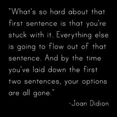 Happy 79th Birthday, Joan Didion! | Out of Print Clothing