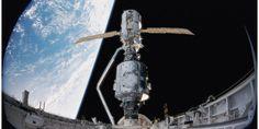Ce lundi la station spatiale internationale fêtait déjà ses quinze ans d'existence