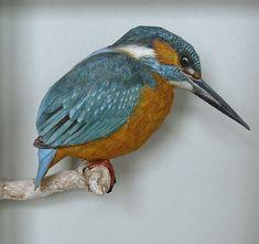 Des oiseaux en 3D Incroyablement réalistes | blog-zone-freeart-com