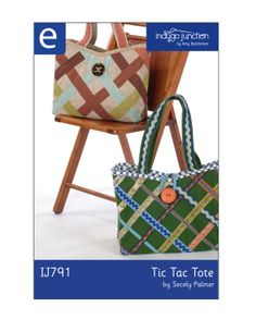 Download Tic Tac Tote Sewing Pattern | What's New | YouCanMakeThis.com