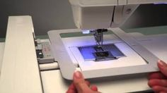 Sewing Machine Pfaff Embroidery Designs Ideas For 2019 Sewing Machine Tattoo, Viking Sewing Machine, Sewing Machines, Simple Embroidery Designs, Machine Embroidery Designs, Embroidery Ideas, Sewing Projects For Beginners, Sewing Tutorials, Tutorial Sewing