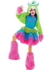 sbroomeDeluxe Girls Uggsy Costume-Party City