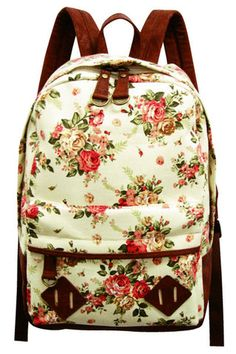#I'm in love with these rucksacks. Super Hakka brand.  #Fashion  #New  #Nice  #Bags  #2dayslook  www.2dayslook.com