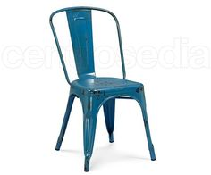 Sedie Di Metallo Vintage : Fantastiche immagini in sedie in metallo vintage su