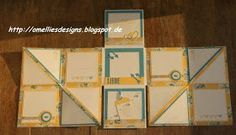 Omellie's Designs: Double Smash Book Album zur Hochzeit