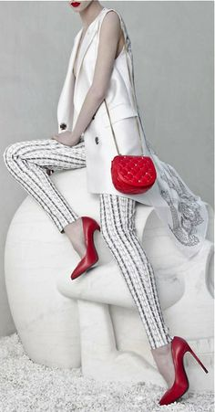 Thomas Wylde red accessories