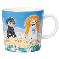Muumi muki, Ystävyys Moomin Shop, Moomin Mugs, Tove Jansson, Cookie Jars, Finland, Matcha, Fun Facts, Original Artwork, Illustration Art