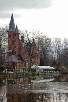 Bruges belgique