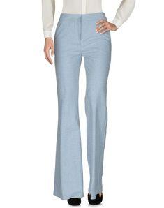 BLUGIRL BLUMARINE Women's Casual pants Sky blue 8 US