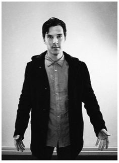 Benedict Cumberbatch - Sherlock BBC