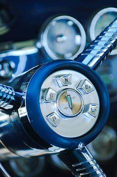 1958 Edsel Ranger Push Button Transmission