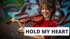 Lindsey Stirling - Hold My Heart feat. ZZ Ward - Lyric Video Lindsey Stirling Violinist mix lyrics