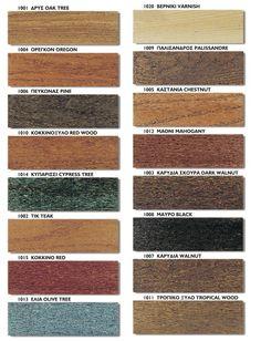 WOOD STAIN - Προϊόντα | ER-LAC - Χρώματα, Βερνίκια Ξύλου Εμποτισμού