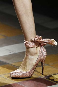 The Best Shoes for Spring 2014 - Lanvin Spring 20145