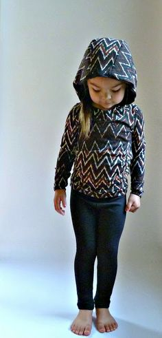 Bimaa Sweater sewing pattern - now with Hoodie option