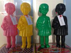 Clonette Dolls  Iconically Kitsch Poupee by BonkersClutterbucks
