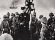 Admiral Yamamoto addresses Imperial Japanese Navy Marines (SNLF), onboard an unknown vessel, 1941.