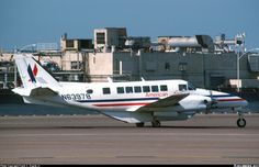 Beech C99 Airliner aircraft picture