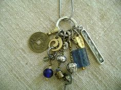 tapestries of nature: JUNK JEWELRY
