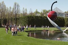 Animating Space: Martin Friedman on the Minneapolis Sculpture Garden