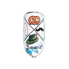 Stocknagel Bavaria Bavaria, Porsche Logo, Logos, Accessories, Crests, Logo, Jewelry Accessories