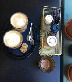 Latte bij Lilith Coffe Rotterdam