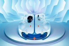 alpine vision gt concept developed by renault for gran turismo 6 - Exotic Cars Le Mans, Bugatti, Maserati, Ferrari, Alpine Vision, Alpine Car, Kahn Design, Form Design, Playstation