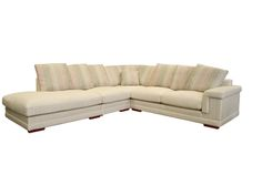 Marton large left hand facing pillow back corner group with chaise