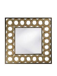 Jarrod Mirror, Gold/Bronze at MYHABIT