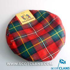 Clan Boyd Tartan Cap