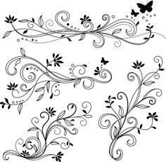 Royalty-free Vector Art: Decorative Ornaments