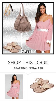 """Zaful 3."" by amra-sarajlic ❤ liked on Polyvore featuring Oris, Dolce&Gabbana and zaful"