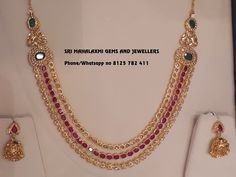 mahalaxmi jewellers contact 092468 89611 email gems sri and Sri Mahalaxmi Gems and Jewellers Contact 092468 89611 Email can find Uncut diamond and more on our website Gold Jewellery Design, Jewellery Box, Jewlery, Gold Jewelry Simple, Bridal Jewelry, Pearl Jewelry, Fashion Jewelry, Gold Necklaces, Uncut Diamond