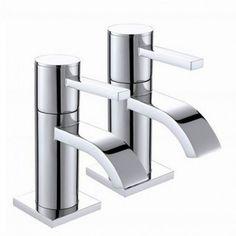 Single Handle Bathroom Sink Faucets