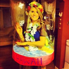 snowglobe halloween costumehow can i outdo last years costume this year