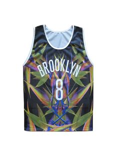 Wil Fry - Givenchy - Brooklyn Nets Jersey. more teams oughta do stuff like  this 99f1f711e