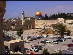 "Jerusalem : יְרוּשָׁלַיִם‎‎  Yerushaláyim, ISO 259-3 Yrušalaym, ""Abode of Peace""; Arabic: القُد, al-Quds [al-Sharif], ""The Holy Sanctuary"")[ii] is the capital of Israel, though not internationally recognized as such.[iii] If the area and population of East Jerusalem is included, it is Israel's largest city  in both population and area. with a po..."