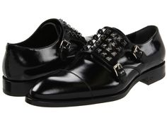 Dsquared Chic Pistols Double Monkstrap Loafers