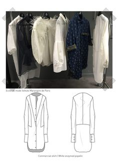 - SS 2017 - From theme selection, following the Carlin Trends (Mut have SS 2017 digital edition), to product realization, the students of the Master Fashion Design Womenswear have worked in a team for their concept development in 4 steps.