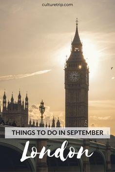 What's On In London In September // © Kai Lehmann // Creative Commons