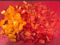 Sałatka Big Mac - Blog z apetytem Big Mac, Hamburger, Carrots, Salsa, Mexican, Vegetables, Ethnic Recipes, Blog, Carrot