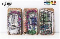 Carteras billeteras en corcho natural personalizadas Phone Cases, Natural, Murals, Purses, Over Knee Socks, Nature, Phone Case, Au Natural