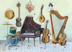 На пороге музыкальных открытий. | Коллективный блог для мам
