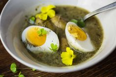 Sorrel-Soup