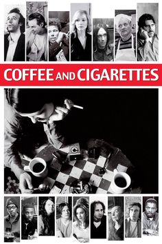 Coffee and Cigarettes (2003) - IMDb
