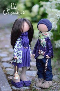 куклы татьяны александровой - Поиск в Google