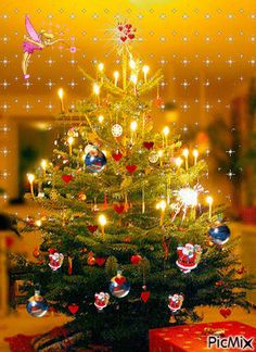 Merry Christmas December 2019 Happiness and Peace To You and Your Family in Christmas Day. Cabin Christmas Decor, Christmas Tree Gif, Merry Christmas Images, Christmas Scenes, Christmas Pictures, Rustic Christmas, Christmas Greetings, Vintage Christmas, Christmas Time